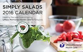 Free 2016 Simply Salads Calendar