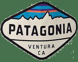 2 Free Patagonia Stickers