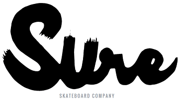 Free Sure Industries Skateboard Company Stickers