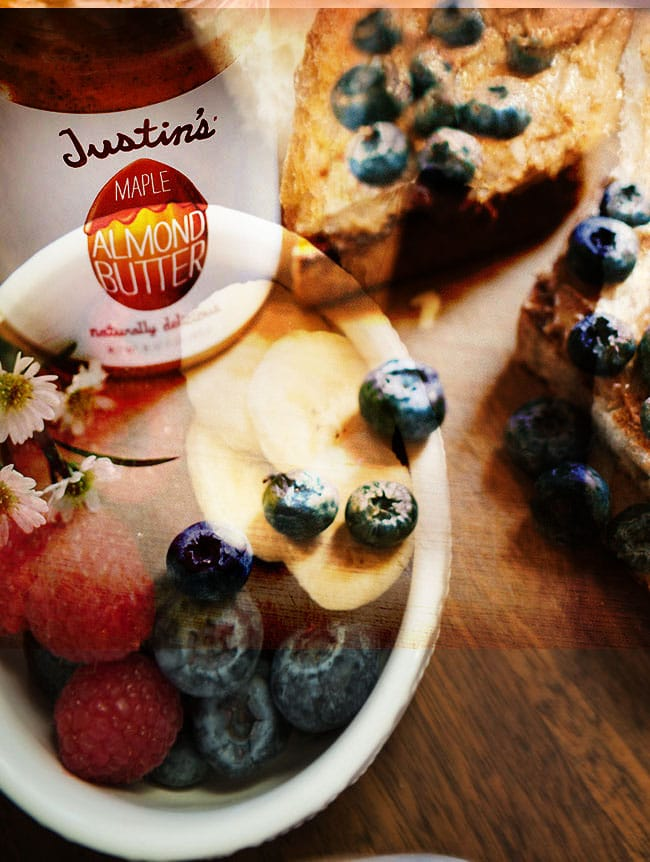 FREE Justin's Scrumptious Almond Butter Food Sample