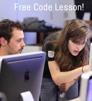 FREE Coding Lesson at 7pm Today (Dec 12th) From Coderversity