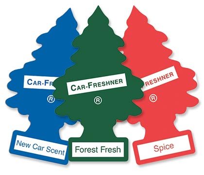 3 FREE Care Air Fresheners From Durham Auto Center