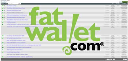 FatWallet Free Stuff By Mail Forum Preview