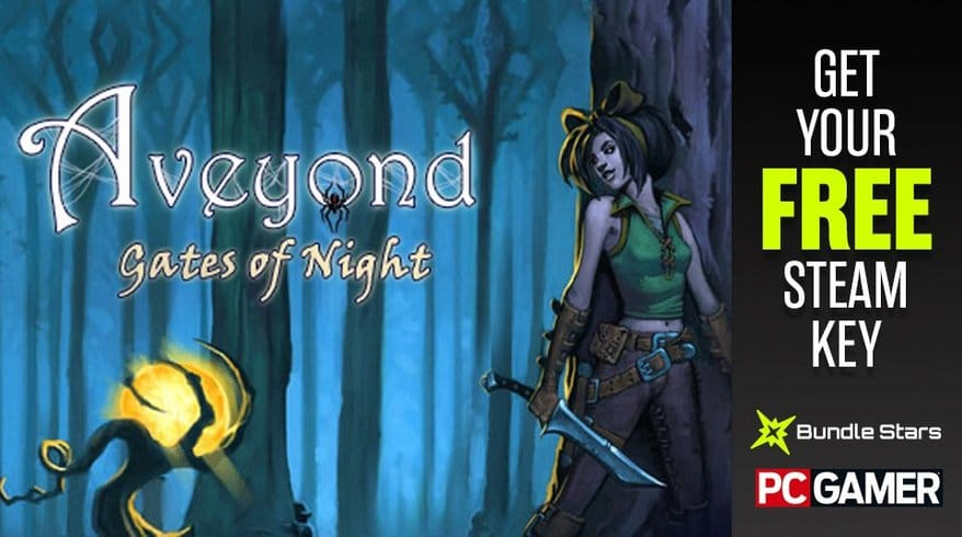 FREE Aveyond: Gates of Night RPG Game Download On Steam