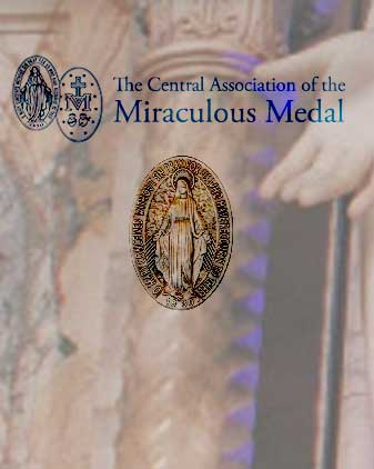 FREE Medal of the Immaculate Conception From Central Association of the Miraculous Medal