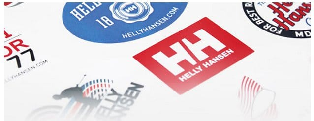 Free Helly Hansen Sticker Packs
