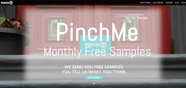PinchMe Shopper Sampling In Exchange For Surveys Program Preview
