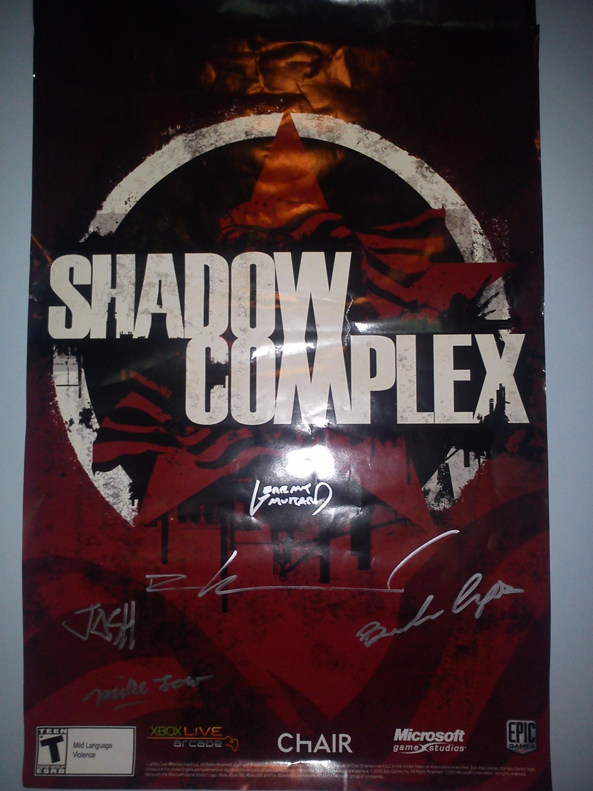 FREE Shadow Complex PC Game Download Through December 31st 2015