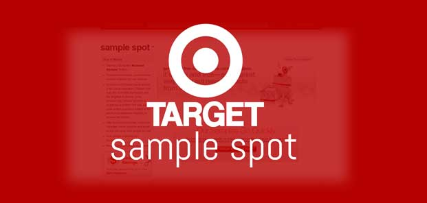 Target.com Free Samples Without Surveys Spot Preview