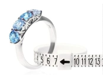Free Gemvara Ring Sizing Kit