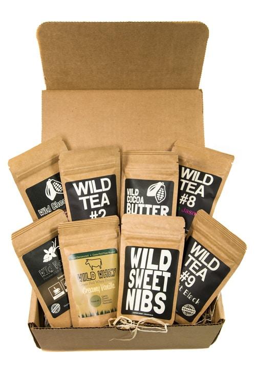 FREE Wild Foods Wild Mini Samples
