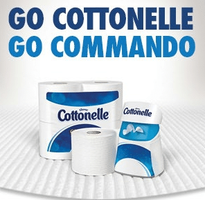 STILL ACTIVE: FREE Cottonelle With CleanRipple Texture Sample