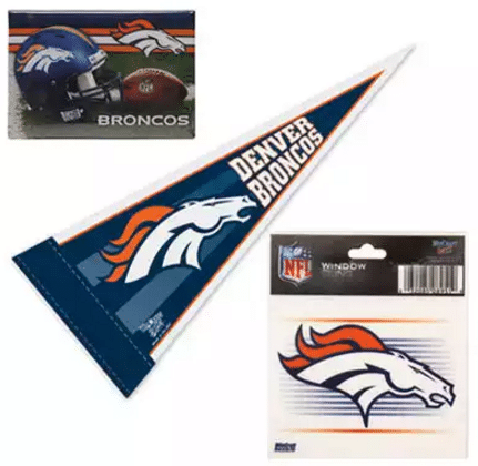 FREE Denver Broncos Fan Pack (Email Required)