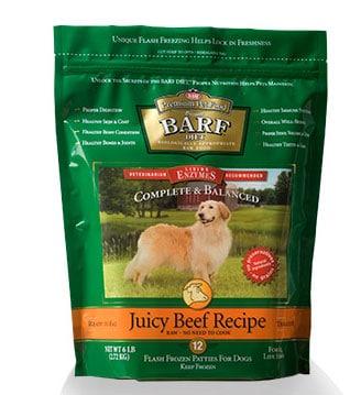 FREE BARF Dog Food