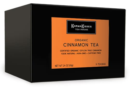 FREE Karma Kisses Organic Cinnamon Herbal Tea Sample (Email Confirmation Required)