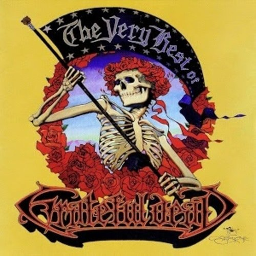 "FREE Album ""The Very Best Of Grateful Dead"" On Google Music (Google Account Required)"