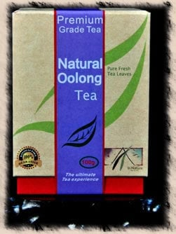 Free Tea Sample from In Nature Teas