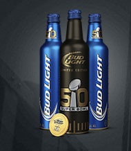 FREE Bud Light Stuff From Bud Light Super Bowl Gear Sweepstakes (Over 8,000 Instant Win Prizes!)