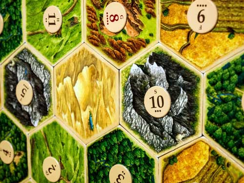 Settlers of Catan Powerball Odds Theory