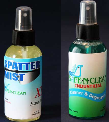 FREE Safe-N-Clean Degreaser, Cleaner or Nozzle Honey Cleaning Product Sample (Company Name Required)