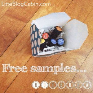 FREE Essential Oil Samples From doTERRA (Use A Burner Email Address / Phone Number)