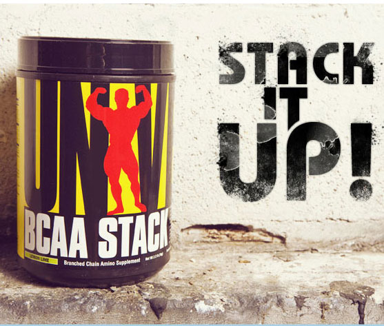 FREE BCAA Stack Grape Flavor Weightlifting Supplement From Universal Nutrition (Short Supplement Survey Required)