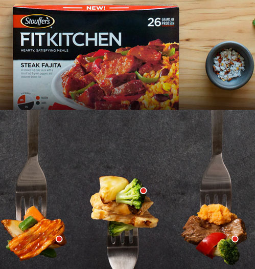 FREE Stouffer's FitKitchen Box (Account Required To Load Onto Your Card)