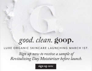 FREE goop Revitalizing Day Moisturizer From Gwyneth Paltrow