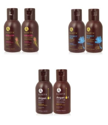 FREE Luseta Argan Hair Care Samples (Facebook/Instagram Required)