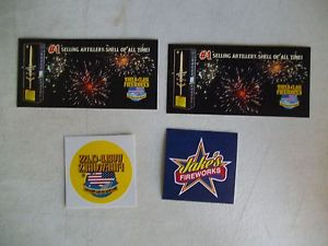 FREE Jake's Fireworks Stickers, Tattoos & Other Free Swag (Email Sign Up Required)