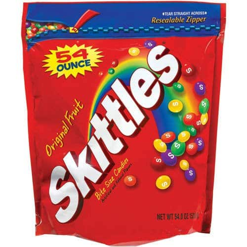 Ending Tomorrow: FREE Skittles Bag For First 100,000 (Twitter Required)
