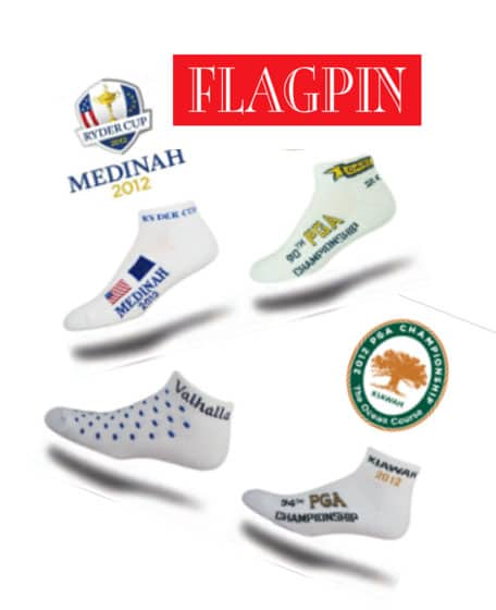 FREE Socks From Flagpin Products