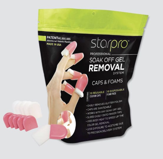 FREE StarPro Soak Off Nail Gel Removal Sample From NAILS Magazine