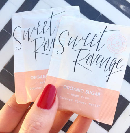 FREE Sweet Revenge Natural Sweetener Sample (Newsletter Sign Up Required, US + Canada)