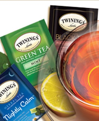 3 FREE Twinings Tea Bag Samples (Short Survey Required / Not Mobile Friendly)