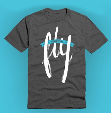 Win A Free T-Shirt From FlyWheel