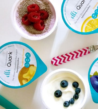 FREE Elli Quark Yogurt Sample Voucher Mailed To Your Home [Verified Received By Mail]