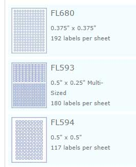 FREE Stickers & Labels Sample Pack from Freezer Labels [Verified Received By Mail]