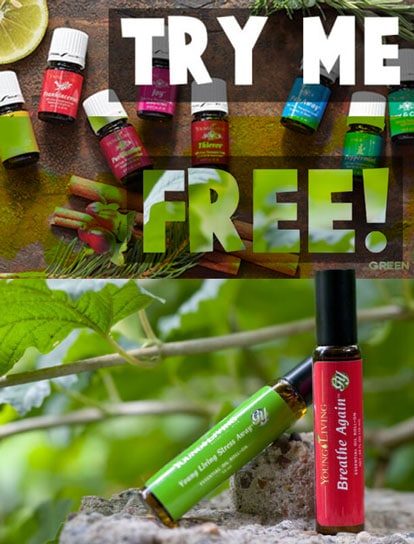 FREE Essential Oils From Everything Oily, Young Living Essentials & Green Thickies
