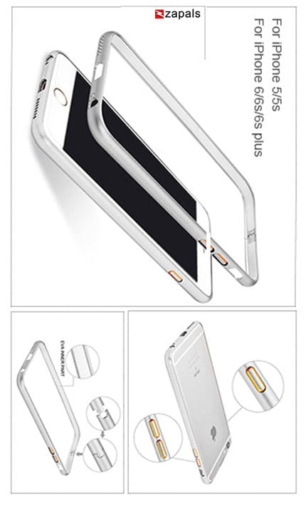 FREE Metal Case For iPhone 5/5s/6/6s Giveaway (20,000 Only, Account Registration Required)