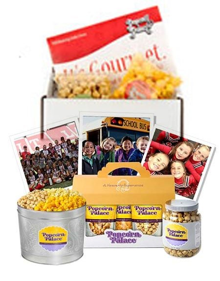 FREE Gourmet Popcorn Bag Samples + Fund Raising Kit (Organization Name Required) From Double Good