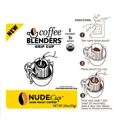 FREE Arabica Gourmet Quality Pour Over Coffee Sample from Coffee Blenders (Free Shipping)