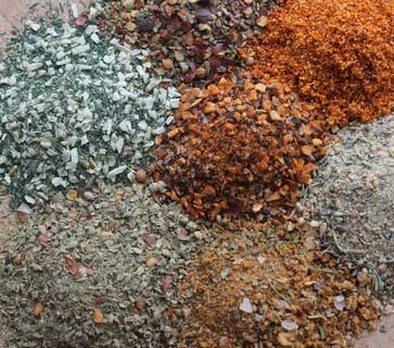 FREE PS Seasoning Spices Sample (Company Name Required)