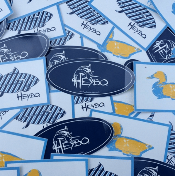 Free Heybo Sticker
