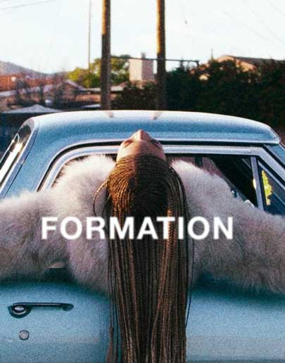 "FREE Beyoncé Song ""Formation"" From TIDAL"
