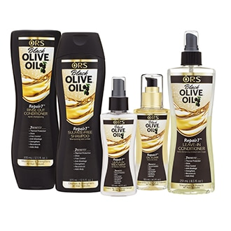 Win FREE ORS Black Olive Oil Repair7 Product Line From NaturallyCurly Daily Giveaway