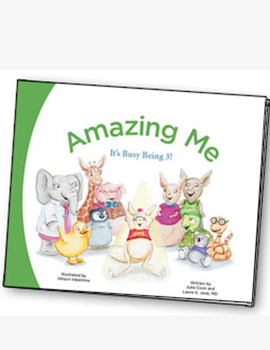 FREE Amazing Me: It's Busy Being 3 From CDC.gov [Verified Received By Mail]