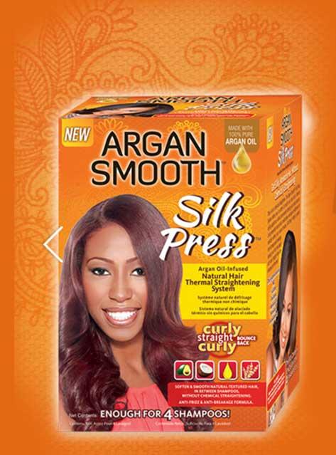 FREE Argan Smooth Natural Haircare Samples