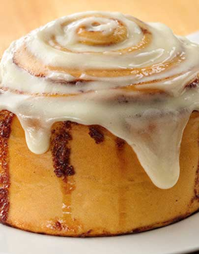 FREE Coffee & Minibon Roll From Cinnabon