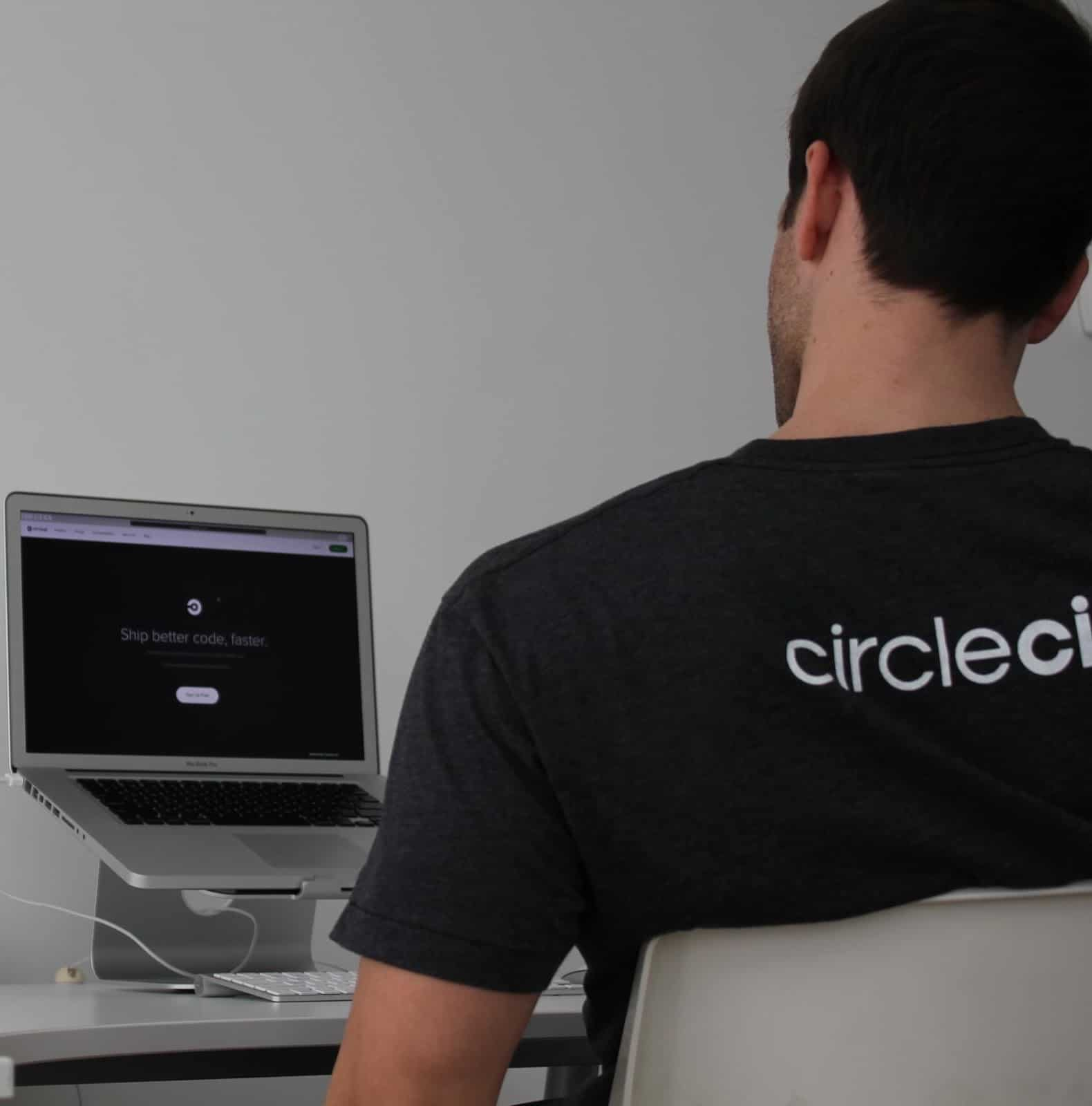 FREE CircleCI T-Shirt, Stickers & Swag